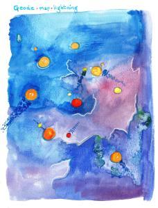 geode map lightning