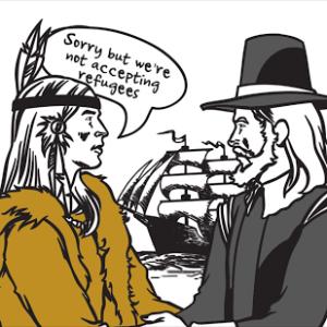 pilgrim refugee