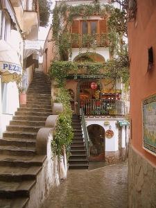 Amalfi stairs