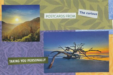 postcards from the curious 072916