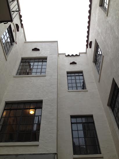 courtyard a