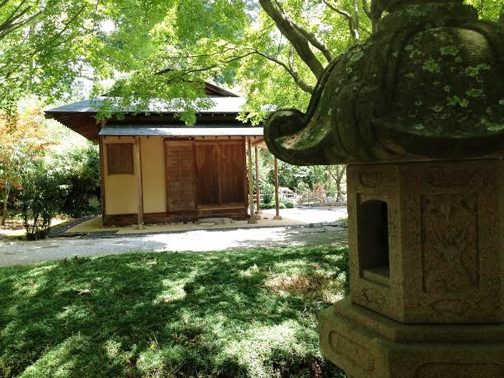 lantern and tea house a