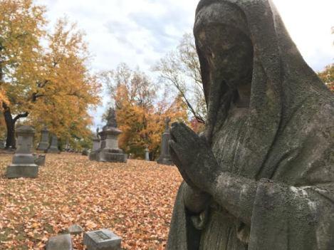 Mary in Calvary a